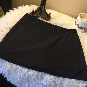 Nike Tennis Skirt M Black